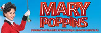 Marry Poppins v divadle Hyberina od 14. února 2013